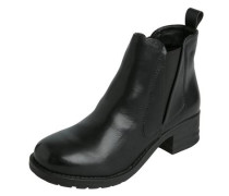schwarze klassische Stiefel schwarz