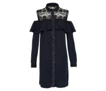 Kleid 'emma' mit Cut-Outs schwarz