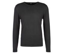 Feinstrick-Pullover aus Wolle