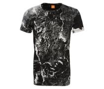 T-Shirt 'Tayé 4' schwarz