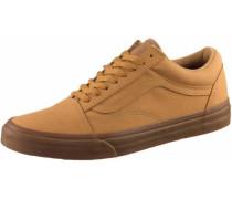 'Old Skool Sneaker' Herren braun