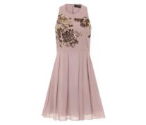 Kurzes Kleid 'Mink' rosa