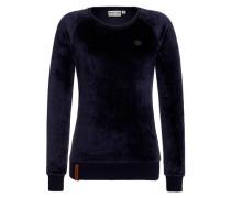 Female Sweatshirt MDH blau