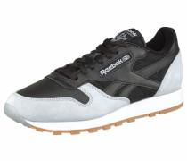 Sneaker 'Classic Leather Spp' hellblau / schwarz / weiß