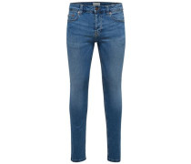 Jeans 'loom Medium Blue' blue denim