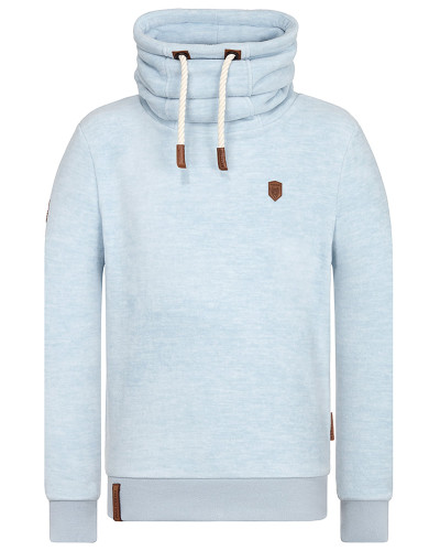 Sweatshirt hellblau