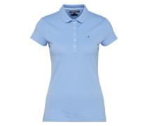Poloshirt 'new Chiara' himmelblau