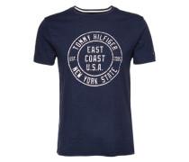 T-Shirt 'Harry' blau