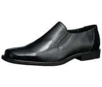 'Kelim' Business Schuhe schwarz