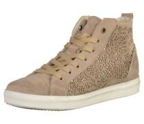 Sneaker hellbeige