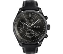 Chronograph »Grand Prix Casual Sport 1513474« schwarz