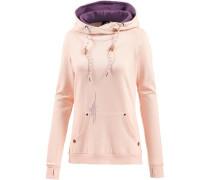 Sweatshirt lila / rosa