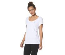 HILFIGER DENIM Hilfiger Denim T-Shirt »Leena« weiss