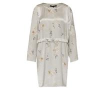 Kleid aus Viskose 'Lisy' grau