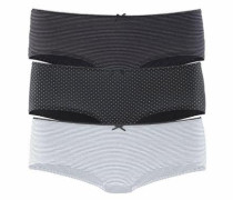 Panty »Multipack« Streifen