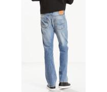 Bootcut-Jeans '527™' blue denim