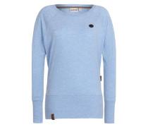 Sweatshirt Groupie VI blaumeliert