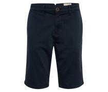 Slim Chino Shorts dunkelblau