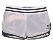 Shorts schwarz / weiß