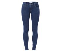 Jeans '710 Super Skinny Full Ride' blau