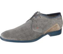 Freizeit Schuhe blau / grau