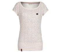 T-Shirt 'Dizzel Dizzel Dizzel 3' weiß