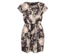 Kleid mit Camouflage-Muster 'Sofie' mischfarben / grau