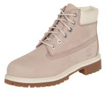 Schnürstiefel 'Premium Boot' rosa