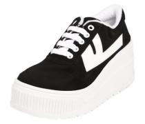 Plateau-Sneaker 'twenty One' schwarz