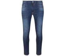 Jeans 'anbass Comfort Denim' blue denim