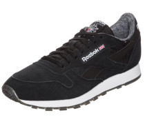 Classic Leather NM Sneaker Herren schwarz