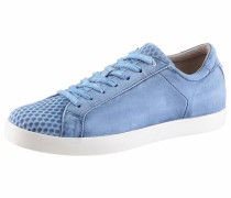 Sneaker blue denim