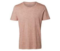Pima-Baumwoll T-Shirt orange