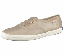 Sneaker »Champion Metallic Canvas« beige