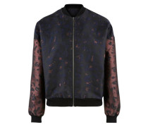 Jacke bronze / schwarz