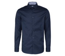 Hemd 'shdonenew-Mark' navy