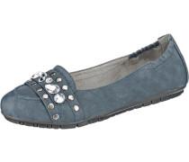 Sheena Ballerinas blau