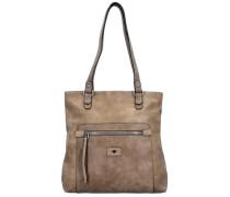 'Ella' Shopper Tasche 31 cm brokat