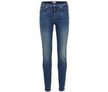 Slim Fit Jeans 'Sophie ' blue denim