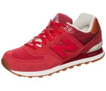 Sneaker 'ml574-Nec-D' rot