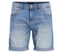 Leichte Jeansshorts blau / blue denim