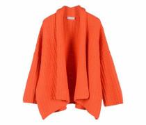 Cardigan orange