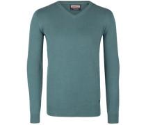 Pullover smaragd