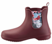 Gummistiefel 'Freesail Chelsea Boot W' weinrot