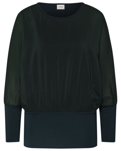 Shirt 'amanda' dunkelgrün