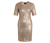 Paillettenkleid 'Kala' gold