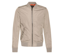 Bomberjacke 'light Bomber' oliv