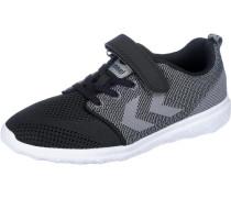 Sneakers 'zero-Knit' grau / schwarz