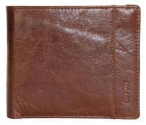 'Buddy' Geldbörse Leder 115 cm braun / cognac