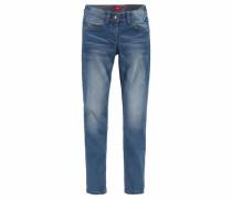 RED Label Junior 5-Pocket-Jeans blue denim